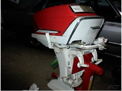 Scott-Atwater - Marine Outboard
