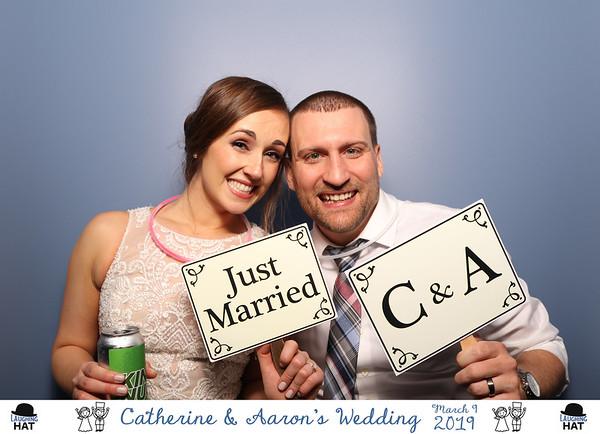 Catherine & Aaron