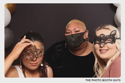 201024 - Jess' 21st Masquerade