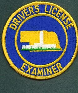 Nebraska Drivers License Examiner