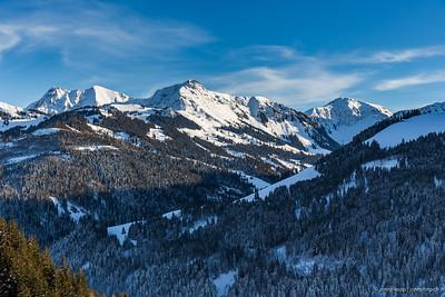 Gantrisch Winter