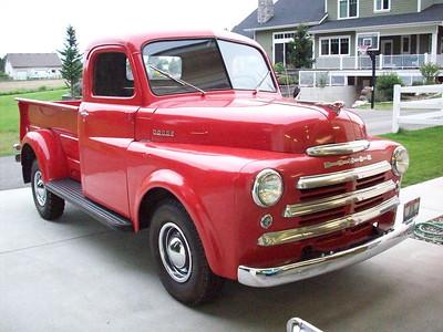"1948 Dodge ""Pilot House"" Pick Up - SOLD"