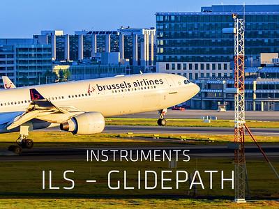 Instruments – ILS (Instrument Landing System) – Glidepath