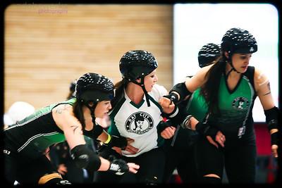 Jet City Rollergirls - June 24 2011 bout