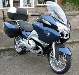 2008-New BMW R1200RT-SE SL08XHX