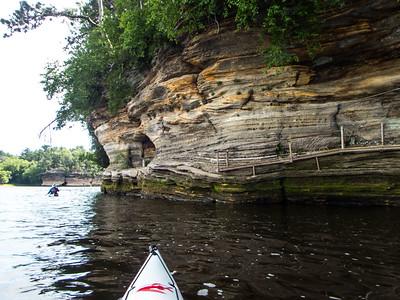 Wisconsin Dells Kayaking