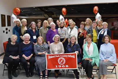 50th Reunion Tea, Walk & Dinner