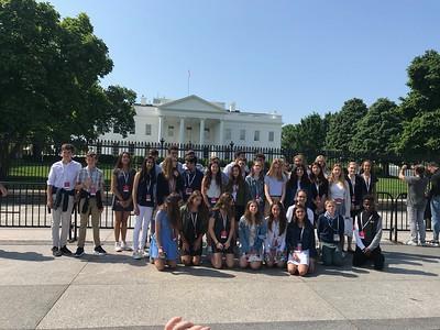 Grade 8 in Washington, D.C.