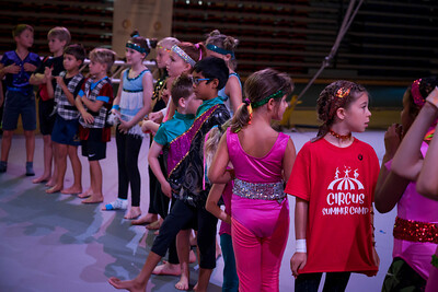 Circus Arts Conservatory, Summer Camp Showcase July 26, 2019