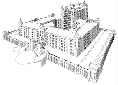 The Grand Castle Apartments