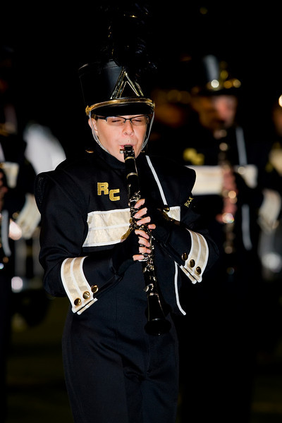10-02 Band at Homecoming