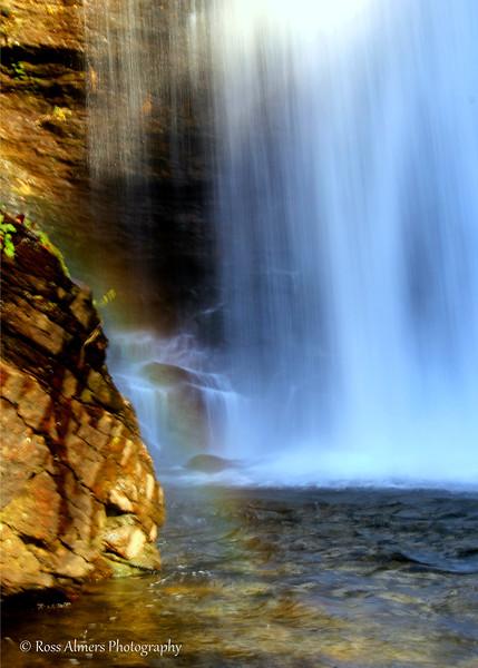 North Carolina Mountains, Sunsets, and Waterfalls