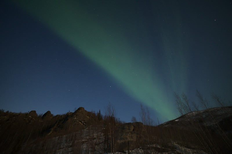 Emerging Aurora