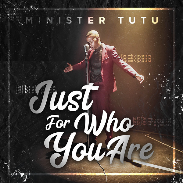 Tutu - Just For Who You Are - Cover.jpg