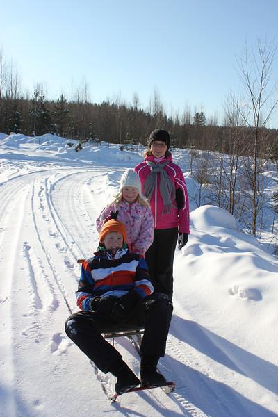 Ski Break 2013