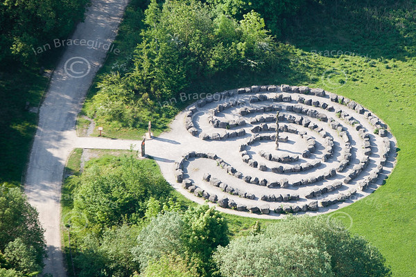 Crich Stand and Labyrinth