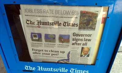 Around Huntsville