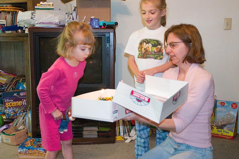 Sarah's 5th Birthday