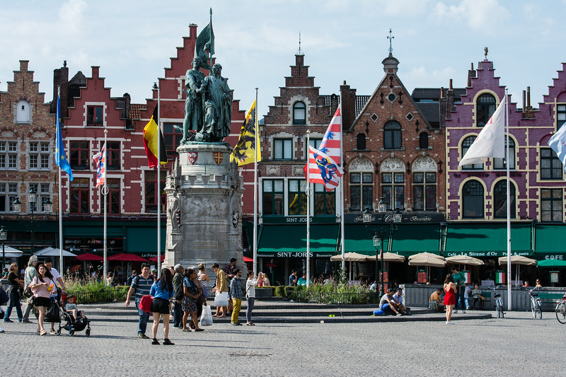 Day 3 - Brugge, July 6th