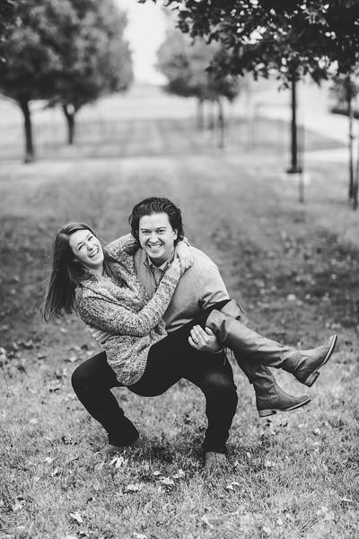 Allie & Patrick | Oct 2020 | Kansas City, MO