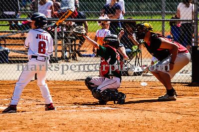 Baseball LL Orem vs Salem 5-12-2012