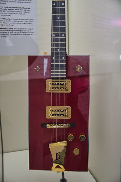 Bo Diddly's Guitar