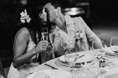 M + J II // Four Seasons Hualalai Wedding
