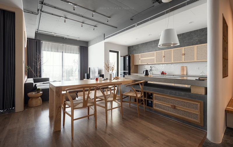 KOSMO Apartment Interior Renovation by KOOPERCHITECT