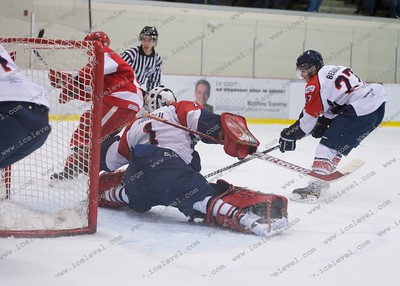 Pembroke Lumber Kings 2011 Fred Page Cup