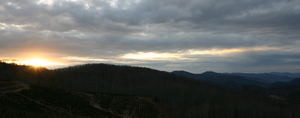 Southern Mountain Sunsets