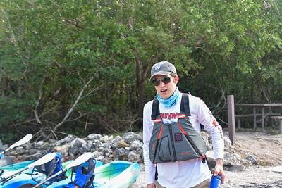 1230PM Mangrove Tunnel Kayak Tour - Vanderbuilt Country Club