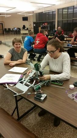 Vex Robot Build - 12.15