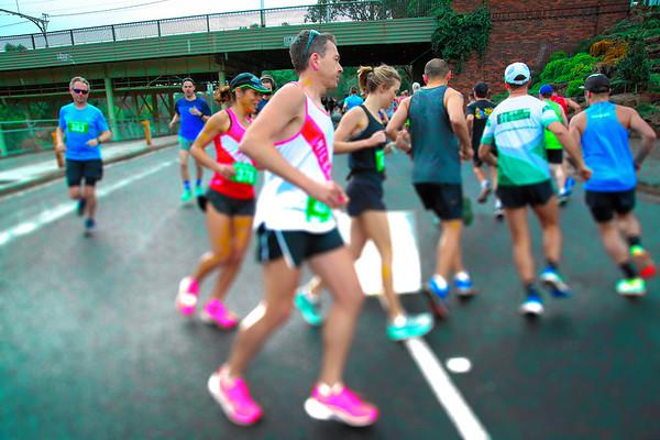 Sri Chinmoy September 2019 Yarra Boulevard:Half-Marathon