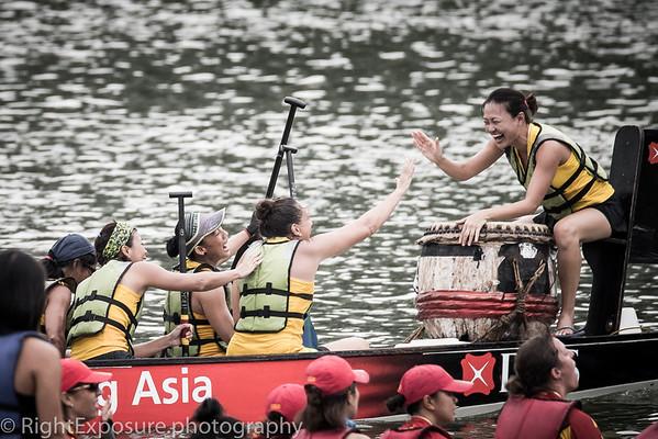 Singapore Dragon Boat Festival 2016 Day 1 (Part 2)
