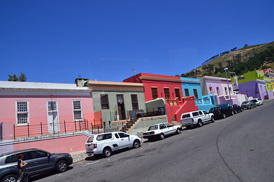 Cape Town's Bo-Kaap's Colorful Houses   The Gold Restaurant   The Diamond Works
