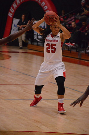 Women's Basketball v. UCF