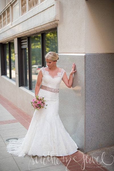 Danielle W Bridal Portrait