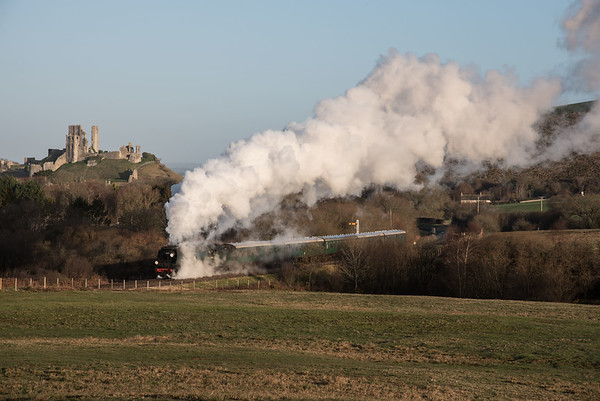 Swanage Railway - Tuesday 5th March 2019