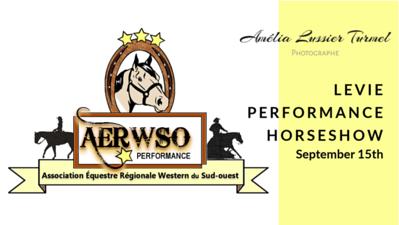 AERWSO - Levie's Show, September 15th.