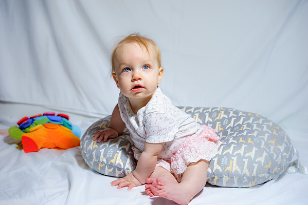 Penelope Poppy Holmes 6 Months