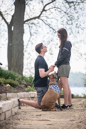 Mackenzie + Brian Proposal