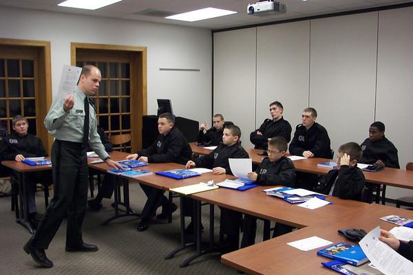 SCUBA: Classroom Training