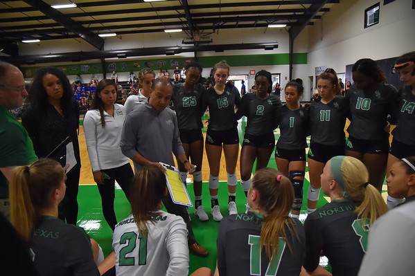 MEAN GREEN VOLLEYBALL