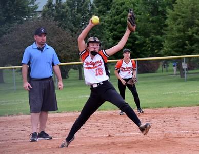 Dodgeville Softball July 2020
