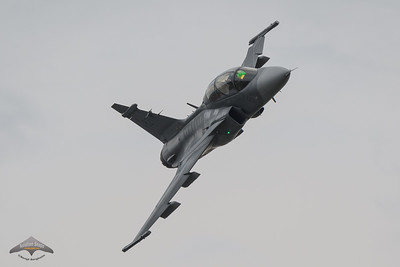 Gripen Solo Display Boot Camp 2021