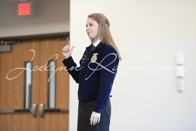 Ag Mech, Public Speaking and Marketplace Contests