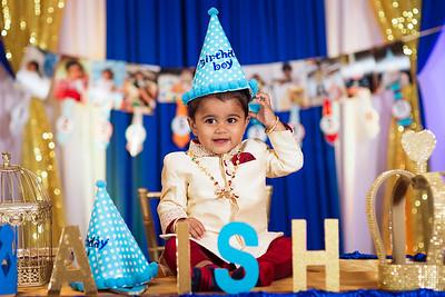 2016 Avish 1st Birthday