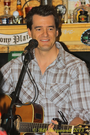 July 27, 2013 - Jake Mathews House Concert at Dog Rump Creek Tavern