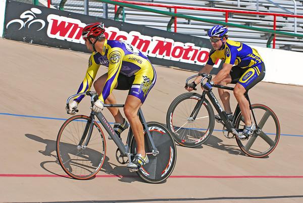 Moritz Track Spints June 23, 2007