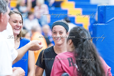 Lady Bruins Vs Heritage and SE 29 Aug 2017